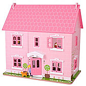 Bigjigs Toys JT124 Heritage Playset Fairview Manor