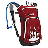 Camelbak Mini Mule Junior Cycling Hydration System Rucksack, Raspberry