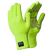Dexshell Touchfit Waterproof and Breathable Gloves - Hi Vis (Medium) - Yellow
