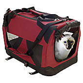 Pet Brands Petzden Fold Flat Cat Carrier
