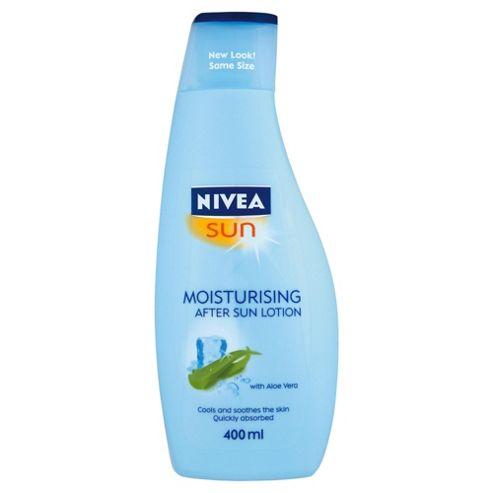 Nivea Sun Moisturising After Sun Lotion 400ML