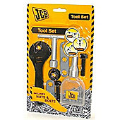 JCB Childrens Tool Set