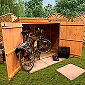 BillyOh 30 3 x 6 Pent Overlap Bike Store Mini Shed