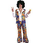 Gents 60S Hippie Costume