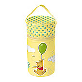 Disney Winnie the Pooh Insulated Bottle Holder - Yellow