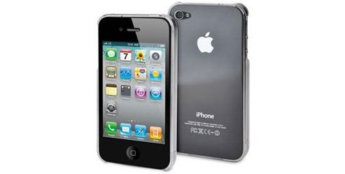 Groov-E iPhone 4/4S Crystal Case