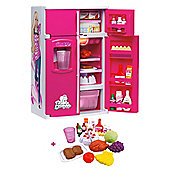 Barbie Food Fun Fridge Playset