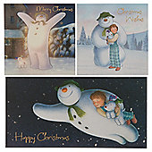 Tesco The Snowman Christmas Cards, 30 Pack