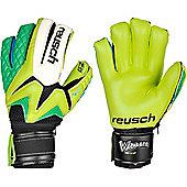 Reusch Waorani Pro G2 Ortho-Tec Goalkeeper Gloves - Green