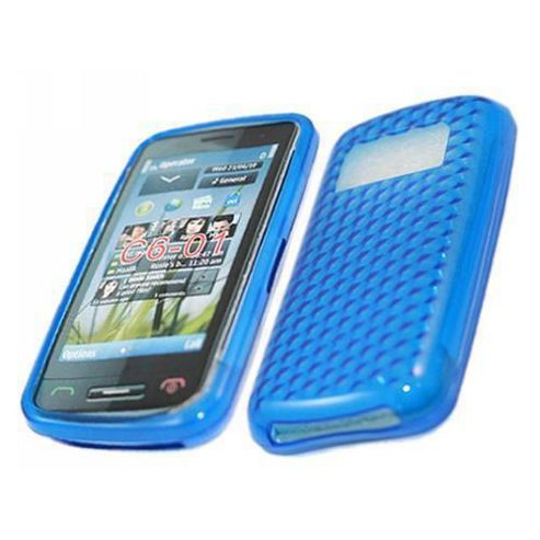 ProGel Skin Case - Nokia C6-01 - Blue