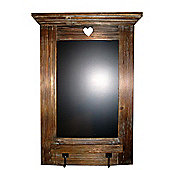 Alterton Furniture Driftwood Blackboard with Hooks