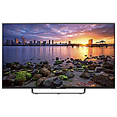 Sony KDL55W755CBU 55 Inch Smart Youview/Android WiFi Built In Full HD 1080p LED TV with Freeview HD