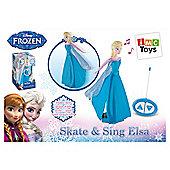 Frozen Princess Ice Skater