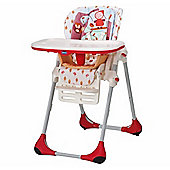 Chicco Polly 2-in-1 Highchair (Happy Land)