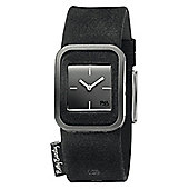 Betty Barclay Lift Off Ladies Black Steel Watch - BB228.50.310.121
