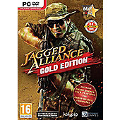 Jagged Alliance Gold Edition - PC