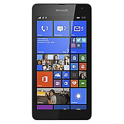 Tesco Mobile Microsoft Lumia 535 White