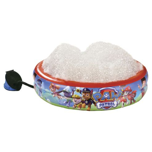 Buy paw patrol bubble tub from our inflatable toys range for Garden pool tesco