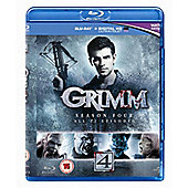 Grimm Season 4 Blu-ray