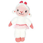 Disney Junior Doc Mcstuffins Magical Friends Talking Plush Chit Chattin Lambie