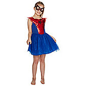 Marvel Spider-Girl Dress-Up Costume - Blue