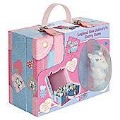 Tatty Teddy & Blue Nosed Friends Legend The Unicorn & Heart Carry Case