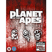 Apes Primal Collection (Blu-ray Boxset)