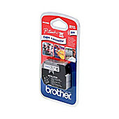 Brother M-K233BZ 12 mm Labelling Plastic Tape Blue on White