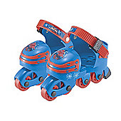 Spider-Man 2 in 1 Quad Skates