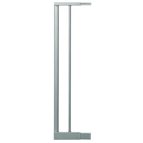 14cm Gate Extension - For Safety Gate F870S SILVER - F872S - Dreambaby