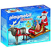 Playmobil Reindeer Sleigh - Dolls and Playsets