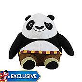 Kung Fu Panda 3 Beanie Soft Toy - Po