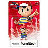amiibo Smash Character Ness