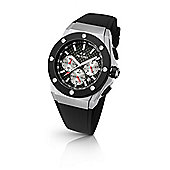 TW Steel David Coulthard - Special Edition Mens Silicone Date Watch CE4020