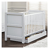 Saplings Megan Cot Bed - White