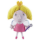 Ben & Holly Talking Princess Holly 14 Inch Soft Toy