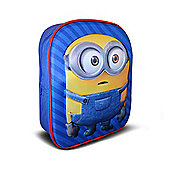 Minions the Movie 3D Backpack