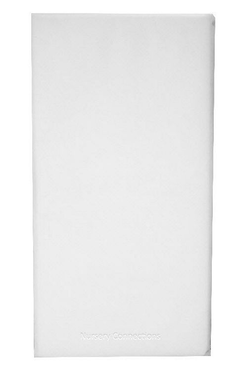 Kidtech Foam 89x38cm Crib Mattress