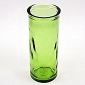 Jarapa Tube Vase - Green - 27 cm H