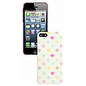 Trendz Case for iPhone 5 - Vintage Polka Dots