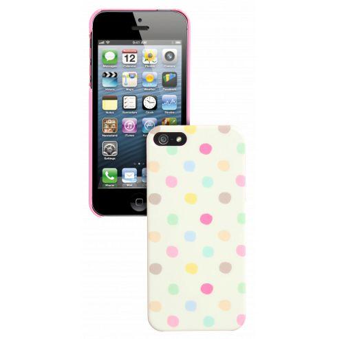 Trendz Case for iPhone 5 - Vintage Polka Dots