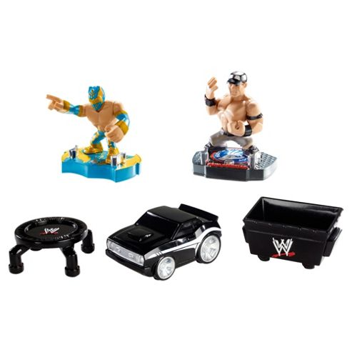 Apptivity WWE Rumblers Anchor Pack App Toy