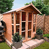 BillyOh 4000S 5 x 5 Lucia Tongue and Groove Summerhouse