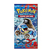 XY Boosters (Pokemon) Single Pack of 10 Cards - Toys/Games