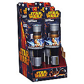 Star Wars Lightsaber- Assortment – Colours & Styles May Vary