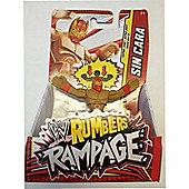 Rumblers Rampage - Sin Cara - WWE - Mattel