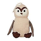 Linea Wise Owl Doorstop