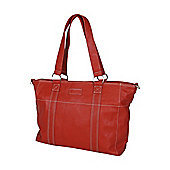 Mia Tui Baby Changing Bag - Minnie Amelie Red