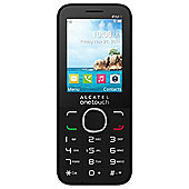 Tesco Mobile Alcatel 2045 Black