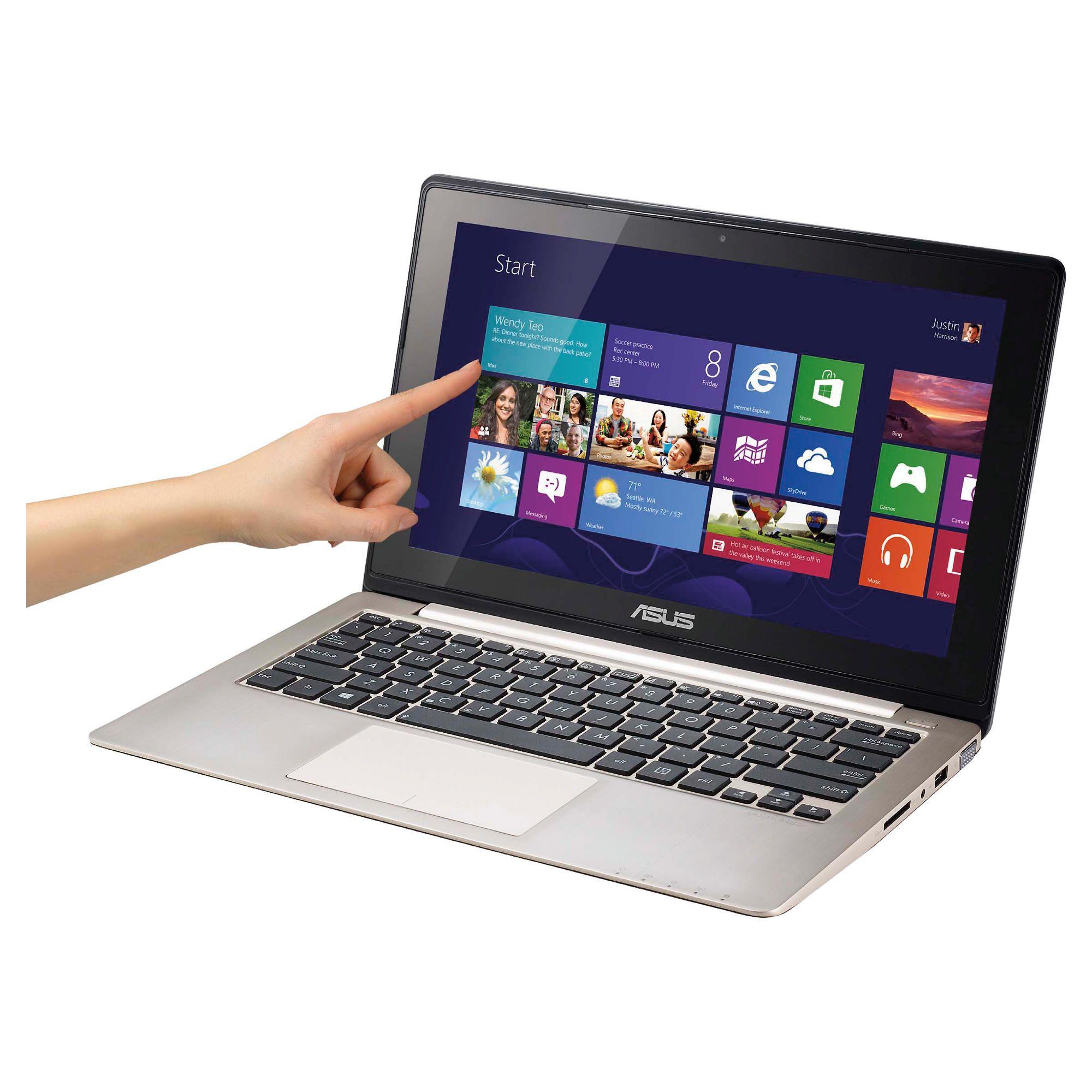 Asus S200E Pentium Dual-Core 4GB 500GB Dark Grey Laptop